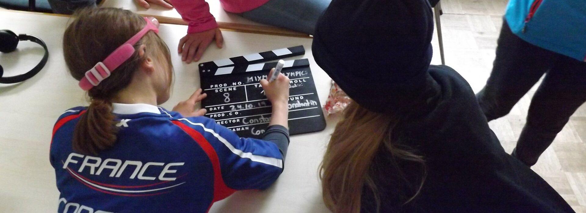 Video-Workshop blicke